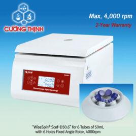 Máy ly tâm vi xử lý Cef-D50.6 (Daihan - Hàn Quốc)