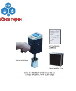 Máy đo độ nhớt loại xách tay WVH-M (Daihan - Hàn Quốc)