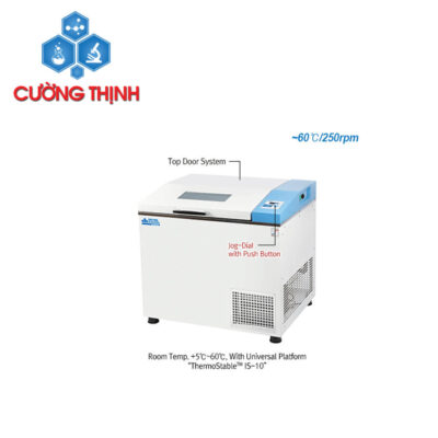 Tủ ấm lắc chính xác cao ThermoStable IS-10 (Daihan - Hàn Quốc)