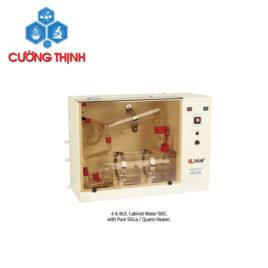 Máy cất nước 1 lần WCS (SciLab - Hàn Quốc)